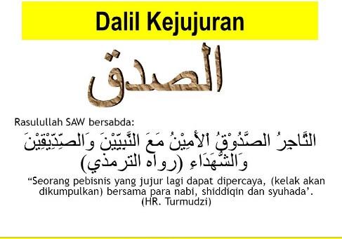 5 Ayat Al-Quran tentang Kejujuran Berikut Artinya