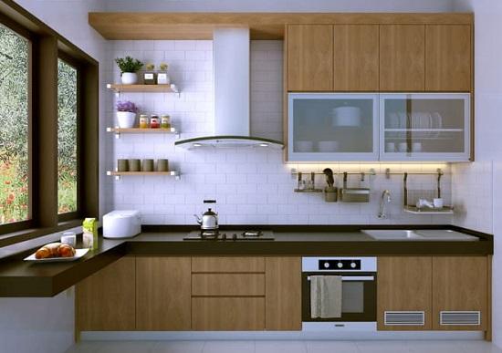 Harga Kitchen Set Minimalis Murah, Bagus dan Ada Gambarnya