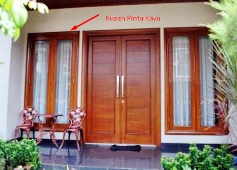 Harga Kusen Pintu Jendela Kayu Terbaru