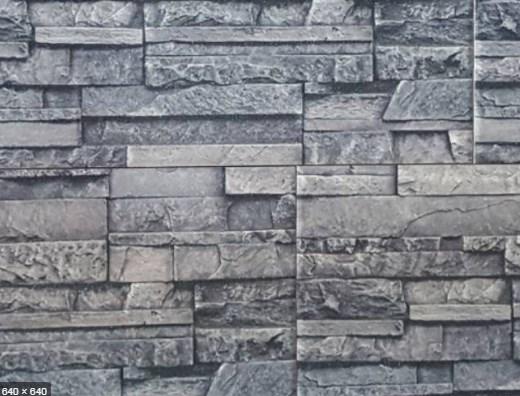 Model Keramik Motif Batu Alam Untuk Dinding Terlihat Unik