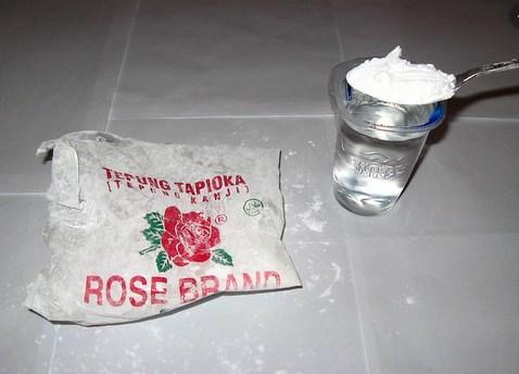 Sakit Maag Akut Sembuh dalam 5 Hari Hanya Dengan Tepung Tapioka & Segelas Air