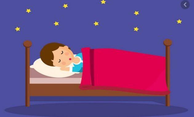 bacaan doa sebelum tidur dan setelah bangun tidur