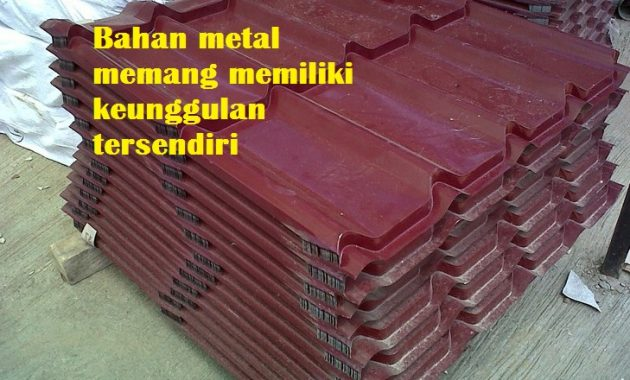 Harga Genteng Keramik, Beton, Tanah Liat Juli Agustus 2021