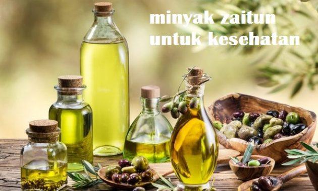 minyak zaitun untuk kesehatan