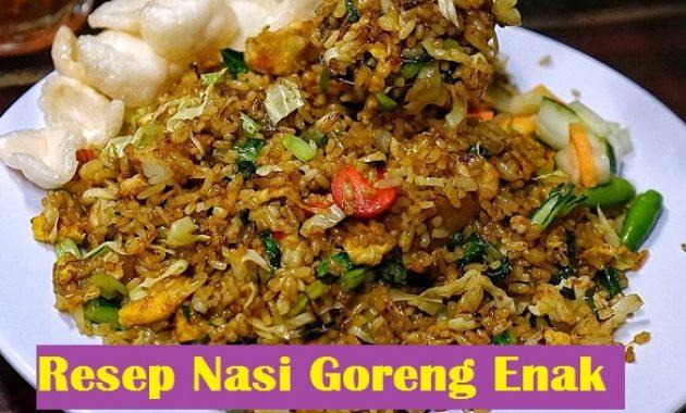 resep nasi goreng abang-abang