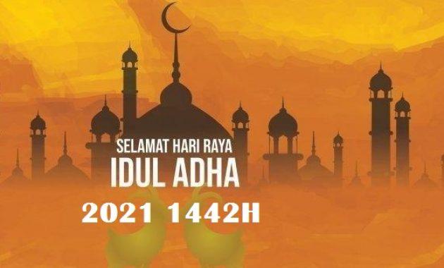 Contoh Ucapan Selamat Idul Adha 2021