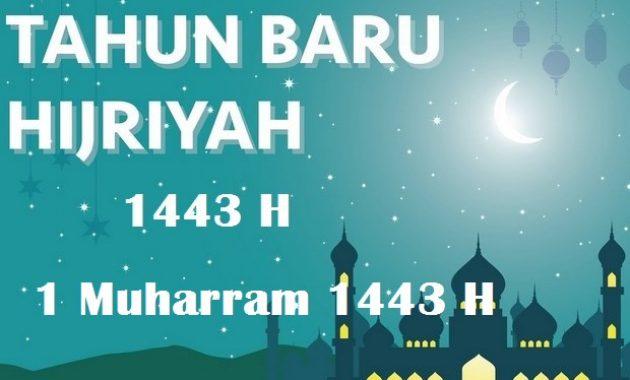 Kumpulan Puisi Tahun Baru Islam 1443 H